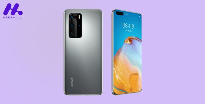 صفحه نمایش گوشی هوآوی پی 40 پرو