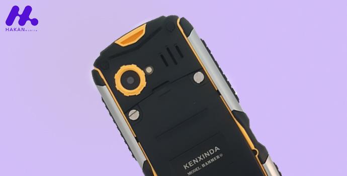 دوربین گوشی کن شیندا مدل HAMMER Plus
