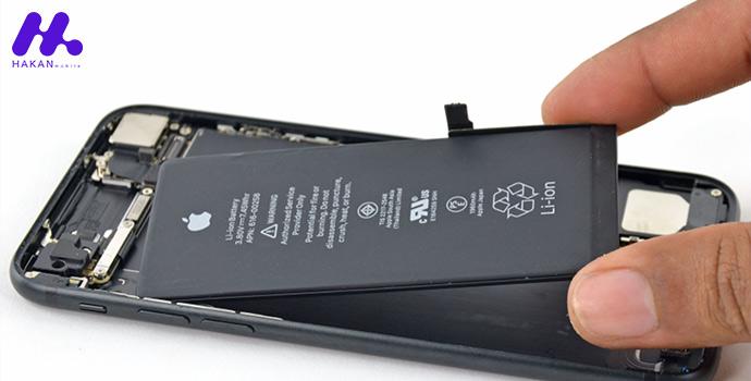 ارتقاء عمر مفید شارژ گوشی با تعویض باتری