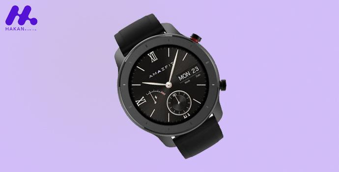 صفحه نمایش ساعت هوشمند شیائومی