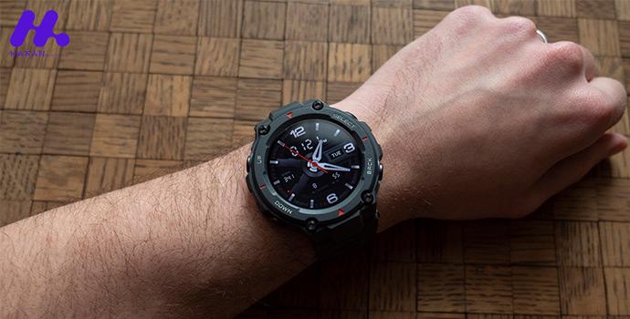 مشخصات فنی ساعت هوشمند شیائومی مدل آمازفیت تی رکس