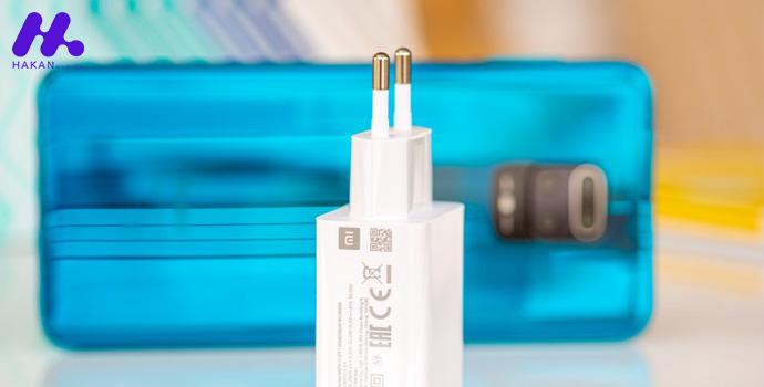 ظرفیت باتری و شارژ شدن گوشی Xiaomi Redmi Note 9S