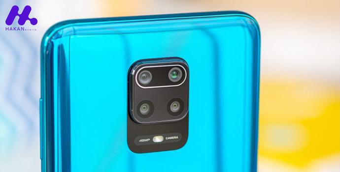 یک دوربین چهارگانه معمولی گوشی ردمی نوت 9 اس در حد قیمت آن