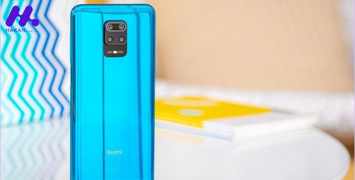 طراحی و استفاده از گوشی Xiaomi Redmi Note 9S