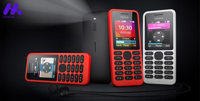قیمت گوشی موبایل نوکیا مدل (2017) 130 دو سیم کارت