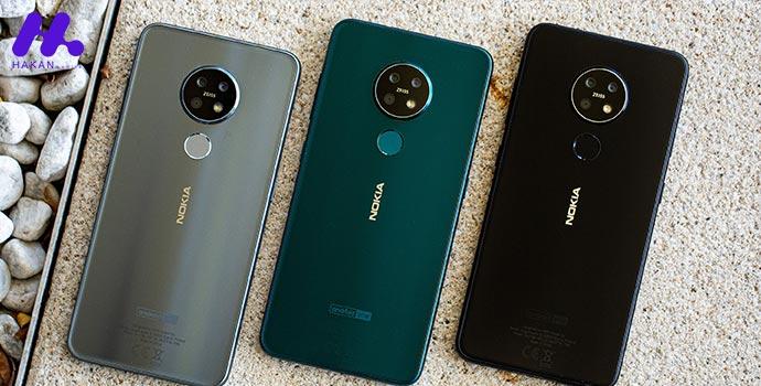 موبایل نوکیا مدل 6.2 TA-1198DS