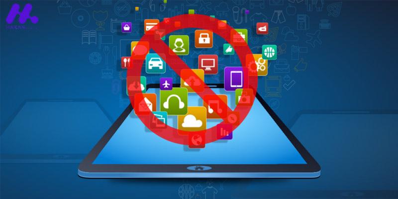 رفع مشکل نصب نشدن برنامه های موبایلی در گوشی های سامسونگ