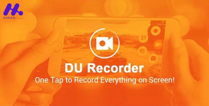 برنامه Du Recorder – Screen Recorder, Video Editor, Live v2.2.7