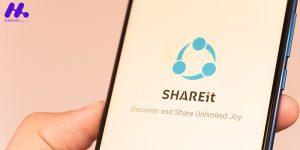 رفع مشکل انتقال فایل از طریق شریت (Shareit) در گوشی های سامسونگ