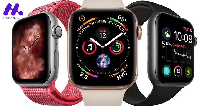 جنس بدنه و تنوع ظاهری در Apple Watch
