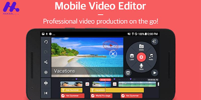 بهترین برنامه های موبایلی برای ادیت ویدئو و ساخت کلیپ