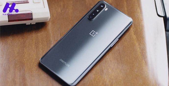 طراحی گوشی وان پلاس نورد – OnePlus Nord