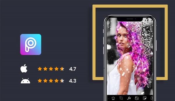 بهترن برنامه موبایل ادیت عکس PicsArt Photo Studio