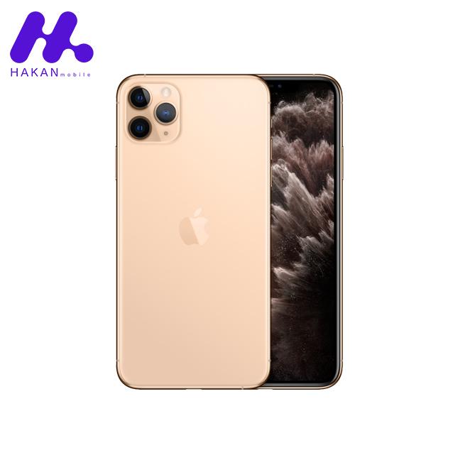 گوشی موبایل آیفون اپل 11 پرو گلد