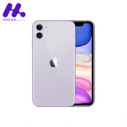 گوشی موبایل اپل آیفون 11 ارغوانی