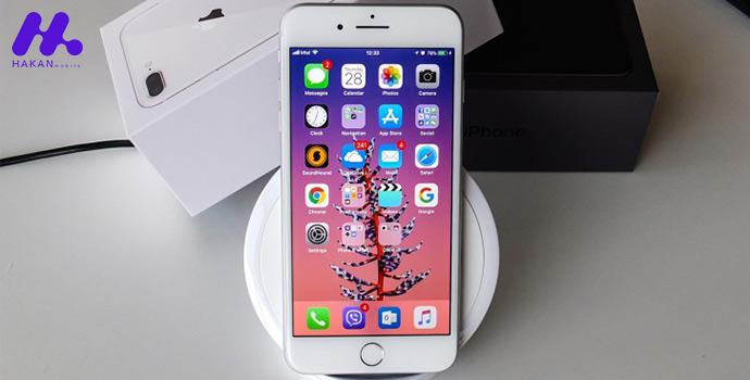 نمایشگر گوشی آیفون 8 Plus