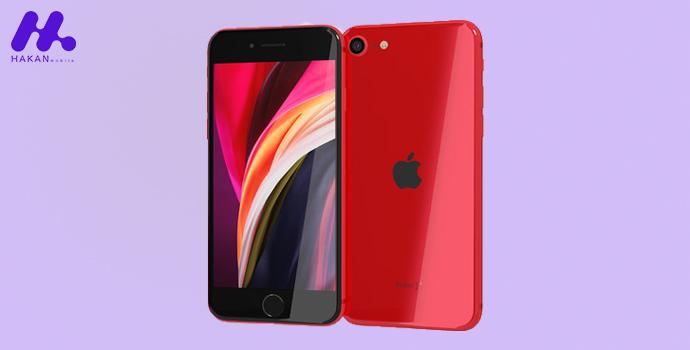 صفحه نمایش گوشی iPhone SE سال 2020