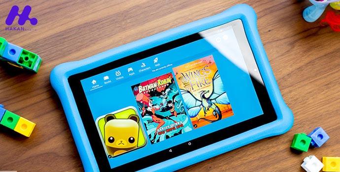 بهترین تبلت ها در سال 2020 برای کودکان: تبلت کودکان Amazon Fire HD 10 Kids Edition