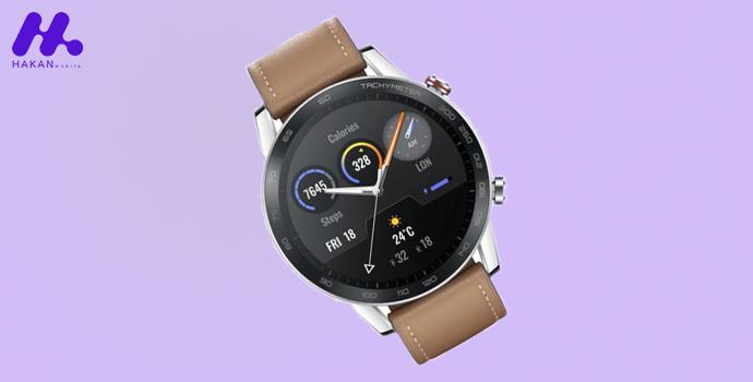 صفحه نمایش ساعت هوشمند آنر مجیک 2