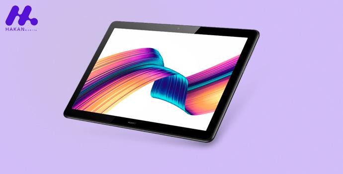 صفحه نمایش تبلت مدیاپد هواوی تی 5 ظرفیت 16 گیگابایت