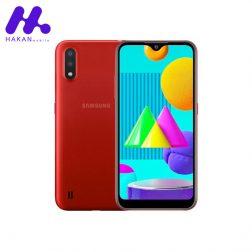 گوشی سامسونگ گلکسی Samsung Galaxy M01 قرمز
