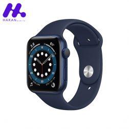 ساعت هوشمند اپل واچ سری Watch 6 آبی