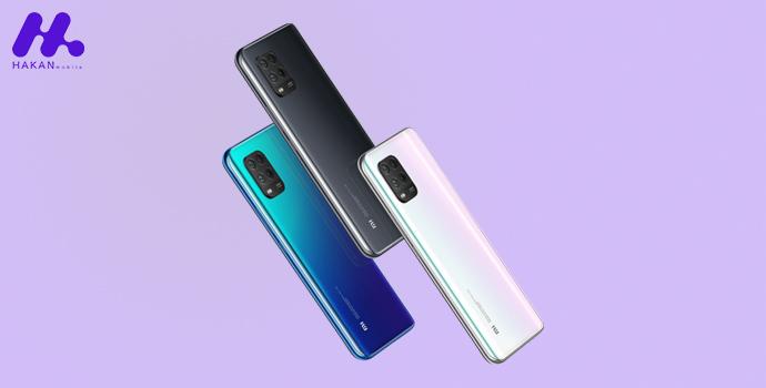 مشخصات فنی گوشی Xiaomi Mi 10 Lite 5G با ظرفیت 128 گیگابایت