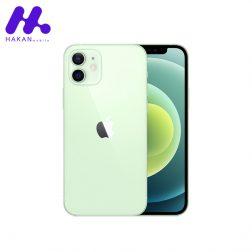 گوشی آیفون 12 ظرفیت 128 گیگابایت سبز