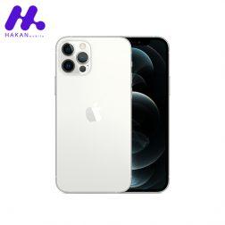 گوشی آیفون 12 پرو اپل ظرفیت 128 گیگابایت سفید