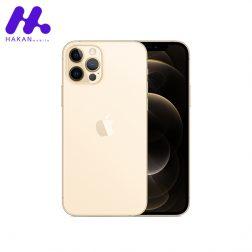 گوشی آیفون 12 پرو اپل ظرفیت 512 گیگابایت طلایی