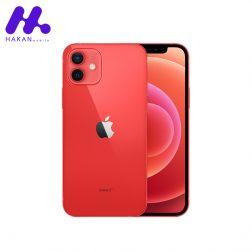 گوشی آیفون 12 ظرفیت 64 گیگابایت قرمز