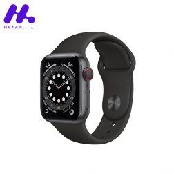ساعت هوشمند اپل واچ سری Watch 6 40mm خاکستری