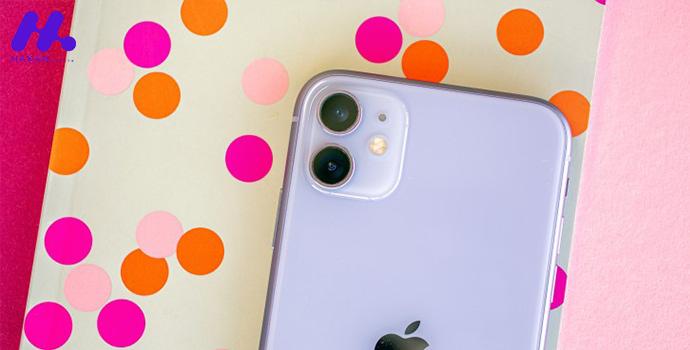 مجموعه دوربین در Apple iPhone 11