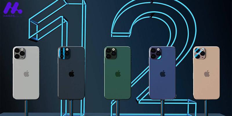 آیا گوشی های آیفون 12 نمایشگر 120 هرتزی دارند؟