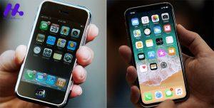 Original design iphone phones