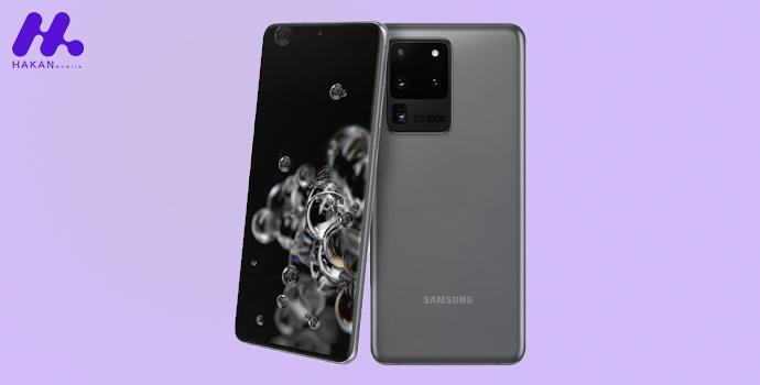 صفحه نمایش گوشی سامسونگ Galaxy S20 Ultra