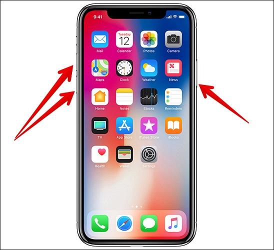 روش سوم حل مشکل هنگ کردن iPhone؛ ریستارت کردن گوشی