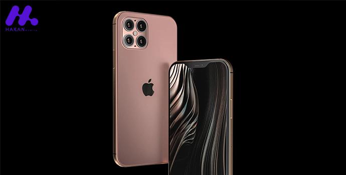 گوشی چهار دوربینه اپل؛ آیفون 12 پرو مکس - iPhone 12 Pro Max