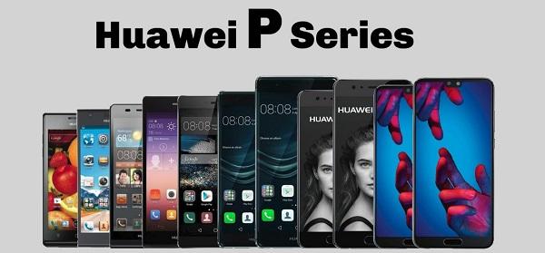 گوشی های سری P هوآوی که اندروید 10 دریافت می کنند