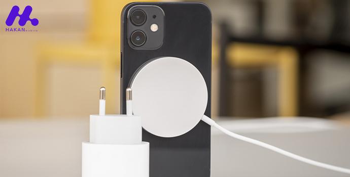ظرفیت و طول عمر باتری در گوشی آیفون 12 mini