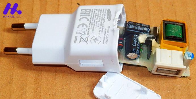 راه های جلوگیری از خراب شدن شارژر گوشی موبایل