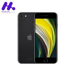 گوشی موبایل آیفون SE 2020 اپل تک سیم 64 گیگابایت مشکی