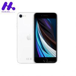 گوشی موبایل آیفون SE 2020 اپل تک سیم 64 گیگابایت سفید
