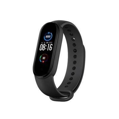 ساعت هوشمند شیائومی مدل Xiaomi Mi band 5 Global مشکی
