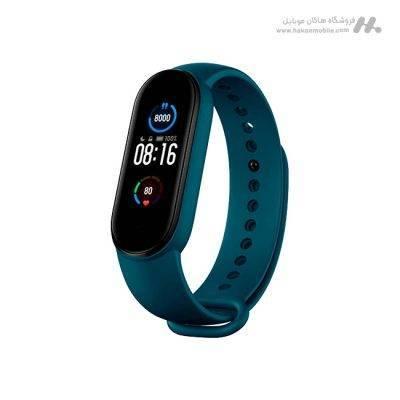 ساعت هوشمند شیائومی مدل Xiaomi Mi band 5 Global