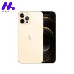 گوشی آیفون 12 پرو مکس با ظرفیت 512 گیگابایت گلد