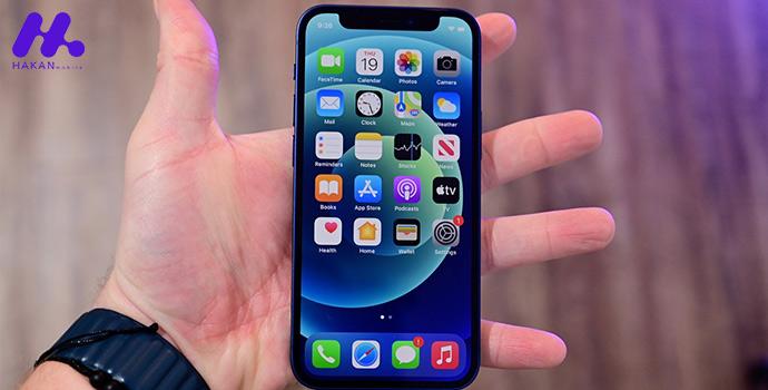 نمایشگر گوشی آیفون 12 mini