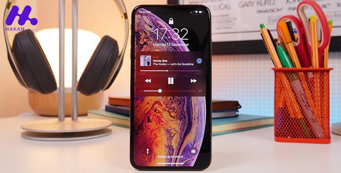 کیفیت بلندگوهای گوشی iPhone XS