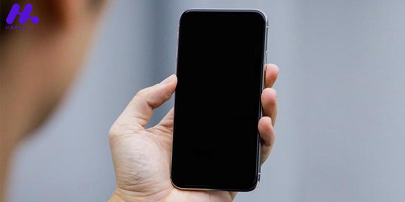 راهنمای قدم به قدم حل مشکل سیاه شدن صفحه نمایش گوشی آیفون