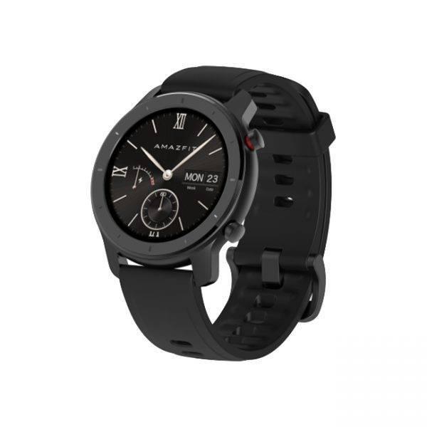 ساعت هوشمند شیائومی مدل آمازفیت Amazfit GTR 42mm مشکی